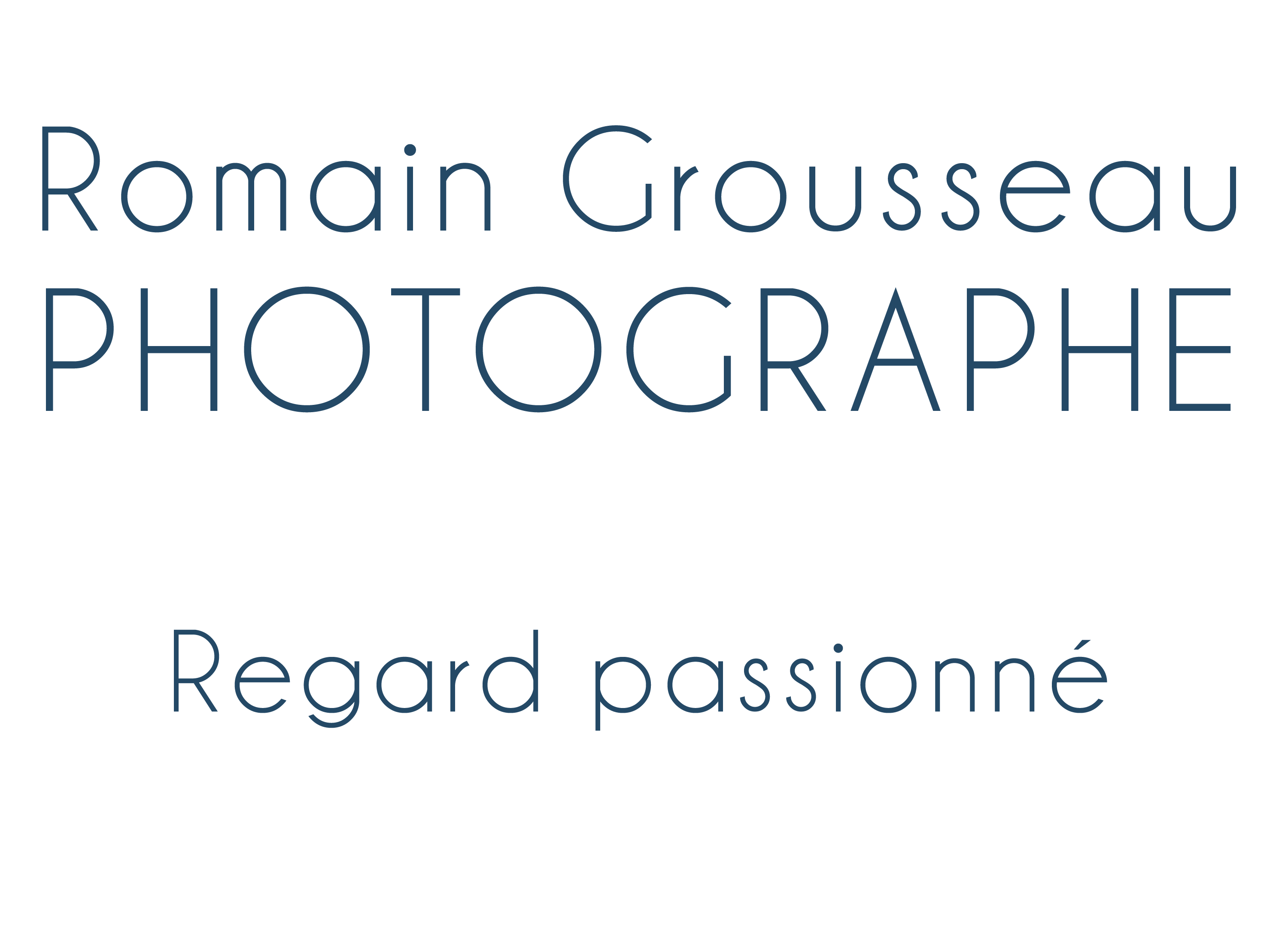 Romain Grousseau photographe à Nantes